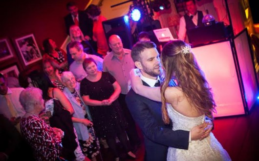 DJ Northey Plymouth Wedding First Dance
